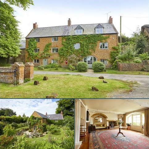 5 bedroom detached house for sale - Ledwell, Chipping Norton, Oxfordshire, OX7