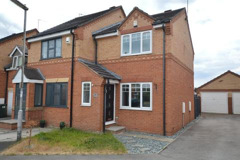 2 bedroom semi-detached house for sale - Merlin Close, Morley, Leeds