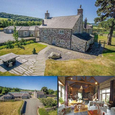 5 bedroom detached house for sale - Talybont, Bangor, Gwynedd