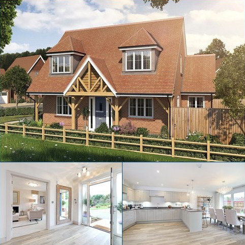 2 bedroom detached house for sale - Oak Tree Close, Farnham Road, Odiham, Hampshire