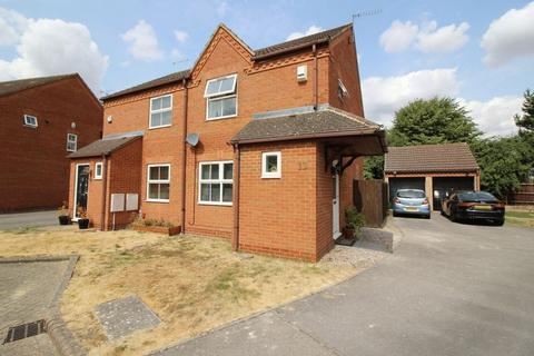 2 bedroom semi-detached house for sale - Barton-le-Clay