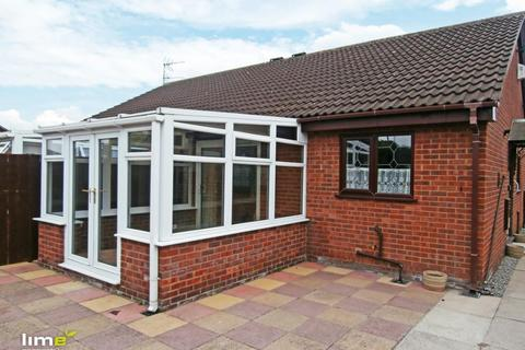 2 bedroom semi-detached bungalow to rent - Willerby Carr Close, Moorhouse Road, Hull, East Yorkshire, HU5 5PG