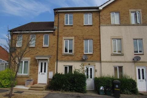 4 bedroom townhouse to rent - St Gregorys Road, Horfield, Bristol