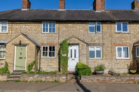 2 bedroom terraced house for sale - High Street, Whittlebury