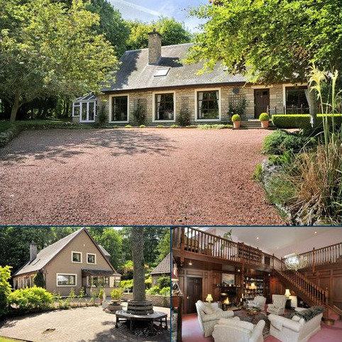 5 bedroom detached house for sale - Linden Park, Hawick, Scottish Borders, TD9