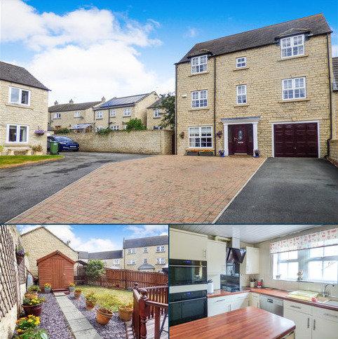 4 bedroom link detached house for sale - 74 Dale Grove, Leyburn