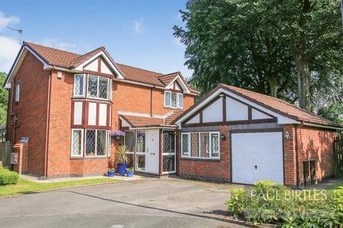 4 bedroom detached house for sale - Estonfield Drive, Urmston, Manchester