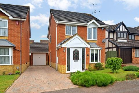 3 bedroom detached house for sale - Holford Way, Luton