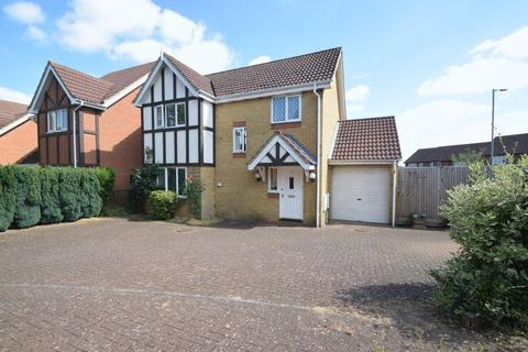 3 bedroom detached house for sale - Thyme Close, Luton