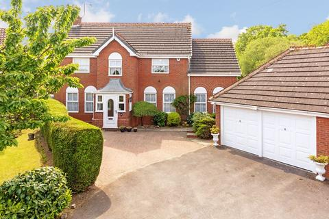4 bedroom detached house for sale - Executive Four Bedroom Detached in Sworder Close