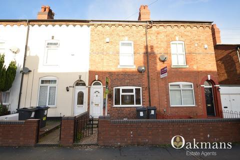 2 bedroom terraced house to rent - St. Stephens Road, Selly Oak, Birmingham, West Midlands. B29 7RP