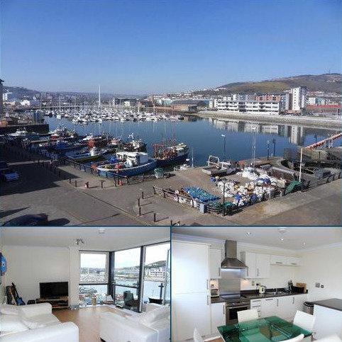 2 bedroom apartment for sale - Marina Villas, Trawler Road, Swansea