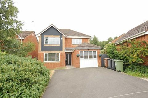 4 bedroom detached house for sale - Crome Close, Wellingborough