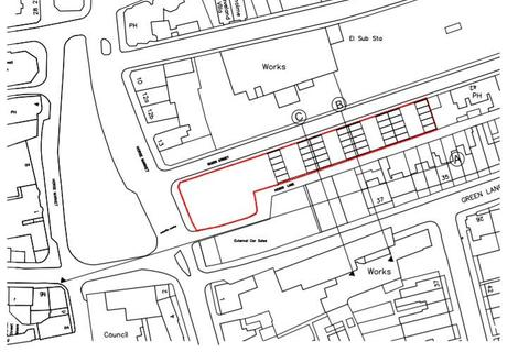 Land for sale - Potencial Residential Land - Horse Market, 2-8 Queen Street, Kettering