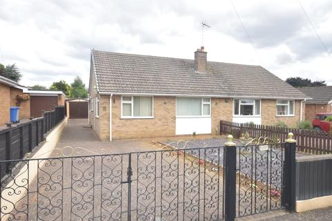 2 bedroom semi-detached bungalow for sale - Church View Road, Desborough, Kettering