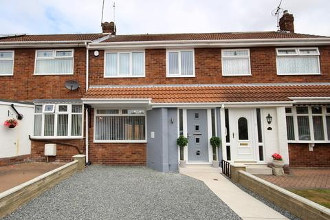 3 bedroom terraced house for sale - Hazelbarrow Drive, Willerby, Hull, HU10