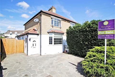 2 bedroom semi-detached house for sale - May Avenue, Orpington, Kent