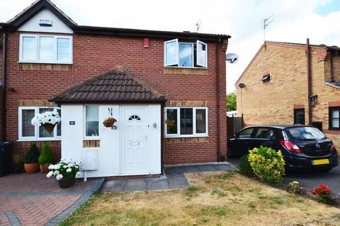 2 bedroom semi-detached house for sale - Lawrence Avenue, Colwick, Nottingham