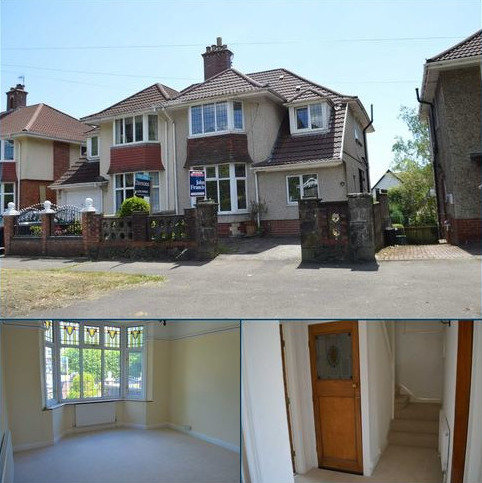 4 bedroom semi-detached house for sale - Glanmor Road, Swansea, SA2