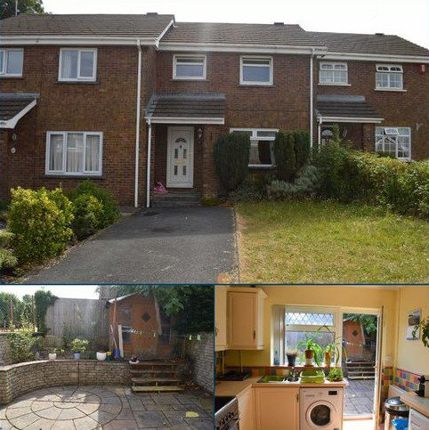 3 bedroom terraced house for sale - Downs Close, Swansea, SA5