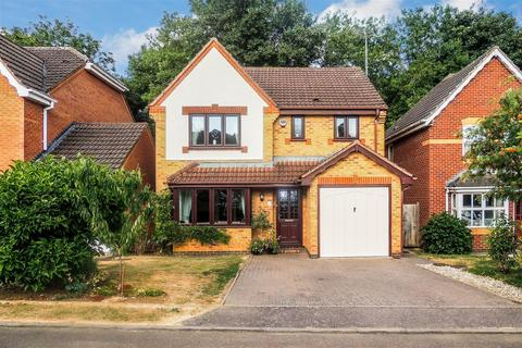 4 bedroom detached house for sale - Osprey Drive, Welton Lodge Park, Daventry