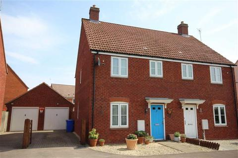 3 bedroom semi-detached house for sale - Nightingale Way, Walton Cardiff, Tewkesbury, Gloucestershire