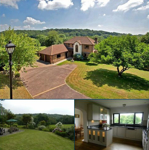 4 bedroom detached house for sale - Woodlands Lane, Plymouth, PL6