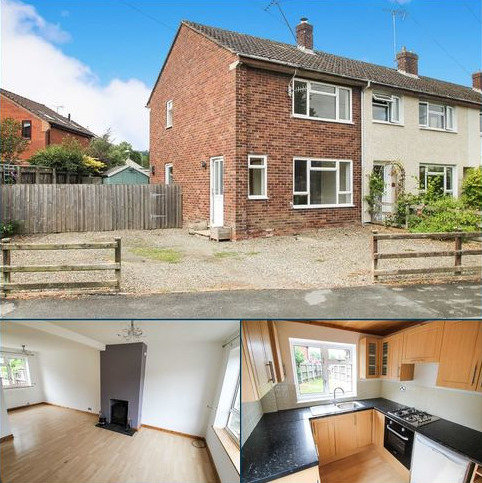 2 bedroom end of terrace house to rent - Townend, Presteigne