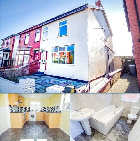3 bedroom semi-detached house to rent - Vicarage Lane, Blackpool, Lancashire