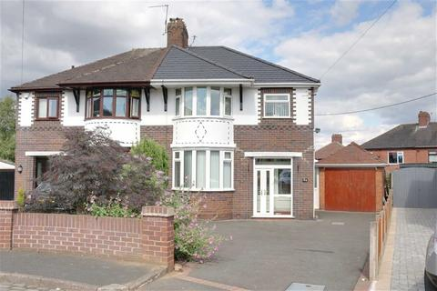 3 bedroom semi-detached house for sale - Gwenys Crescent, Blurton, Stoke-on-Trent