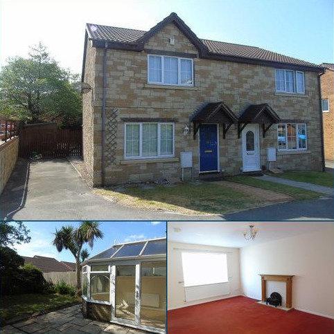 3 bedroom semi-detached house for sale - Llys Gwenci, Birchgrove, Swansea
