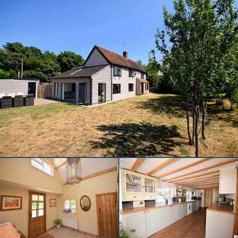 4 bedroom detached house for sale - School Lane, Great Leighs, Chelmsford