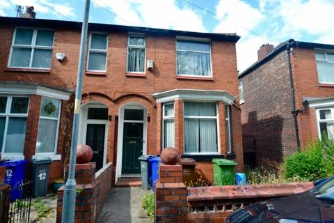 4 bedroom terraced house to rent - Rusholme Grove,  Manchester, M14