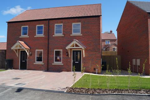 2 bedroom semi-detached house for sale - Boole Way, Heighington, Lincoln