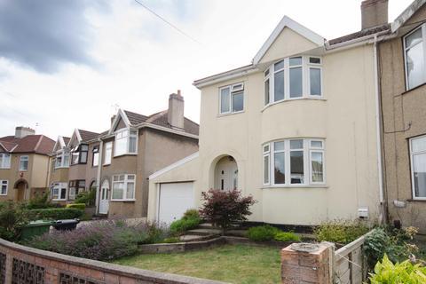 3 bedroom semi-detached house for sale - Riviera Crescent, Staple Hill, Bristol, BS16 4SF