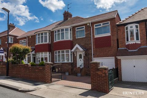 5 bedroom semi-detached house for sale - Brierfield Grove, Sunderland, SR4 8LZ