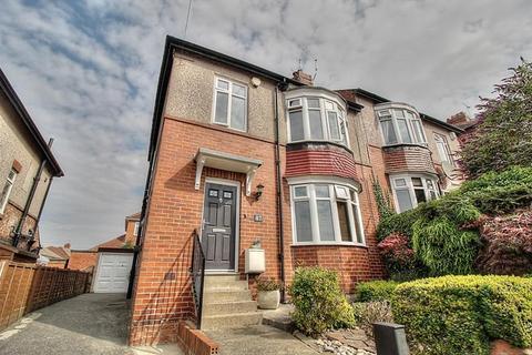 3 bedroom semi-detached house for sale - Coleridge Avenue , Low Fell, Gateshead, NE9 6EN