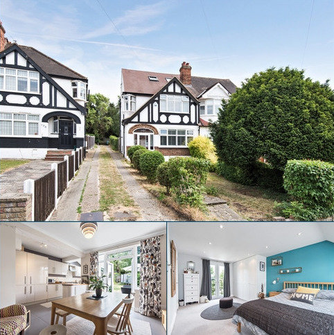 4 bedroom end of terrace house for sale - Langley Way West Wickham BR4