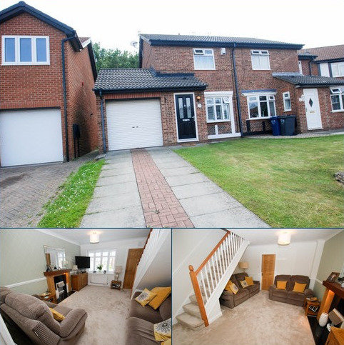 2 bedroom semi-detached house for sale - Beaconside, South Shields