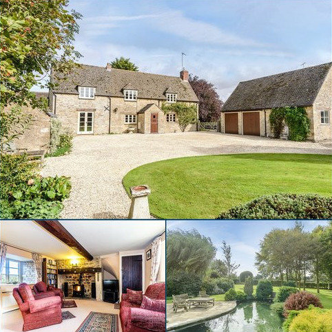 3 bedroom detached house for sale - Foscot, Chipping Norton, Oxfordshire, OX7