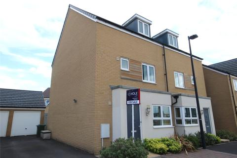 4 bedroom semi-detached house for sale - Skinners Croft, Charlton Hayes, Patchway, Bristol, BS34