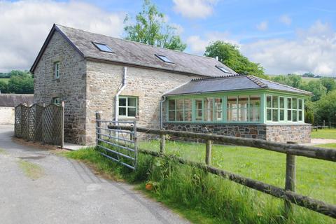 3 bedroom barn conversion for sale - Rhydargaeau CARMARTHENSHIRE
