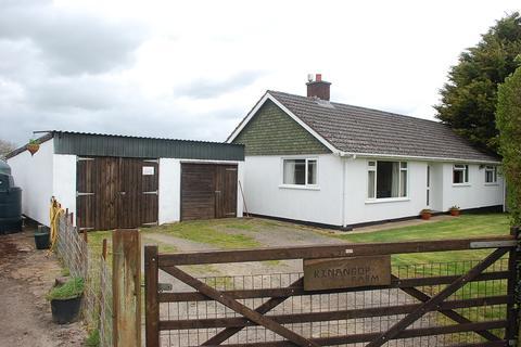 3 bedroom detached bungalow for sale - Winkleigh DEVON