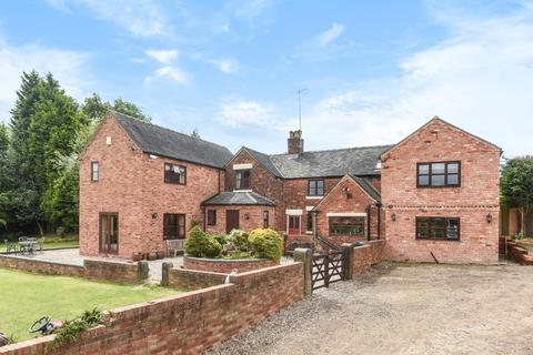 6 bedroom detached house for sale - Horsley Woodhouse DERBYSHIRE
