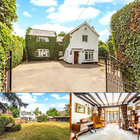 3 bedroom detached house for sale - Swan Lane, Stoke Orchard, Cheltenham, Gloucestershire, GL52