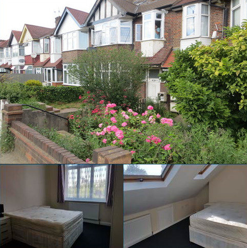4 bedroom terraced house to rent - western avenue, london W3