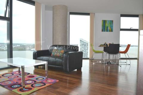 2 bedroom apartment to rent - West Tower, Liverpool