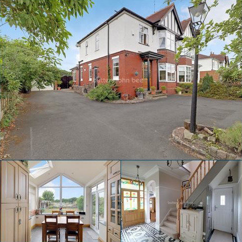 3 bedroom semi-detached house for sale - Congleton Road North, Church Lawton