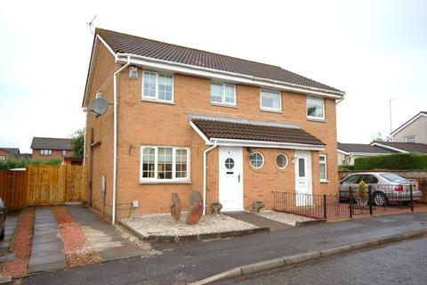 3 bedroom semi-detached house for sale - Bredisholm Drive, Baillieston