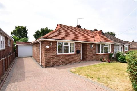 2 bedroom semi-detached bungalow for sale - Fauchons Close, Bearsted, Maidstone, Kent